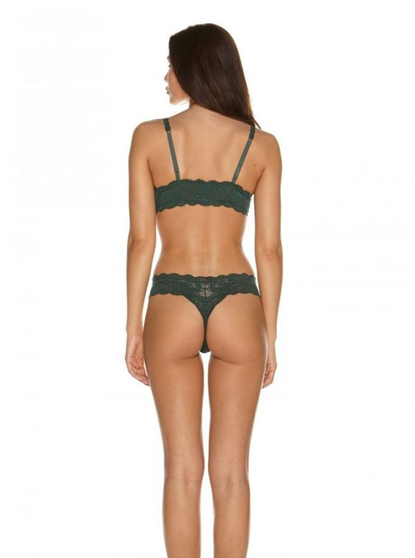 Cosabella Never Say Never Low Rise Thong at Belle Lacet Lingerie