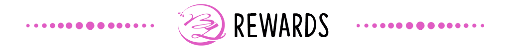 Belle Lacet Banner - rewards