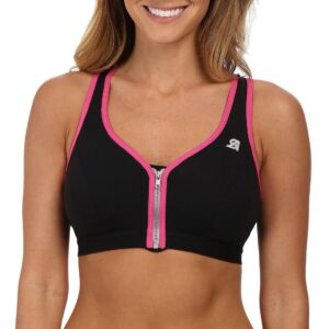 Shock Absorber Active Zipped Plunge Bra S00BW