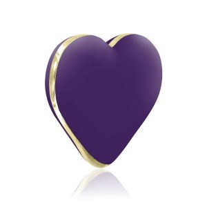 Rianne S. Heart Vibe (Deep Purple)