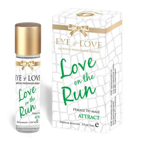 Eye of Love Arousing Pheromone Parfum | Attract (M to F)