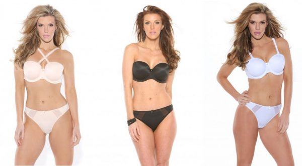 Fit Fully Yours Felicia Strapless Bra B1011