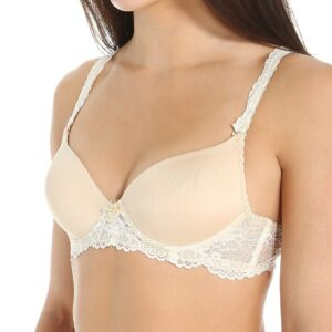 The Little Bra Company Yvonne Petite Molded Contour Push-Up Bra E001