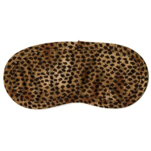 Cheetah Safari Eye Mask