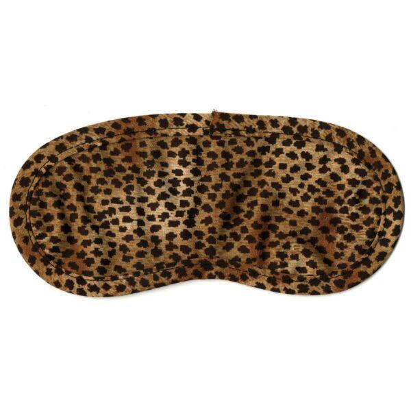 Cheetah Safari Eye Mask