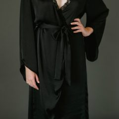 "Exes and Ohs signature ""Ex"" robe!"