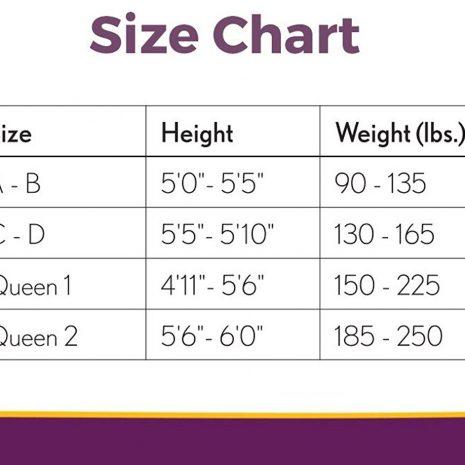 Berkshire_FrenchLace_1363_Size_Chart