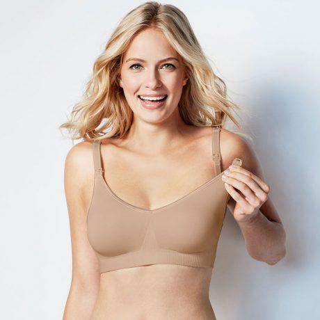 Bravado! Designs Body Silk Seamless Nursing Bra 1401