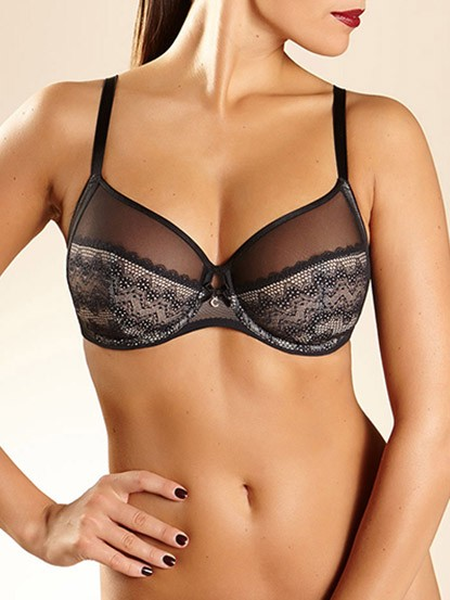 Chantelle Révèle Moi Perfect Fit Underwire Bra 1571