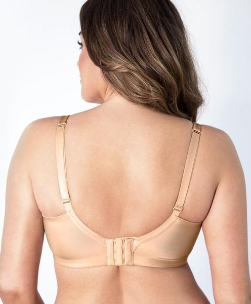 15a08938e4ca2 Curvy Couture 1157 Wireless TShirt Nude B. Curvy Couture Flawless Contour  Wire Free T-shirt Bra 1157. Curvy Couture 1157 Wireless TShirt Black S