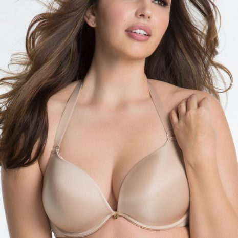 Curvy Couture Perfect Plunge Multi-Way Bra 1027