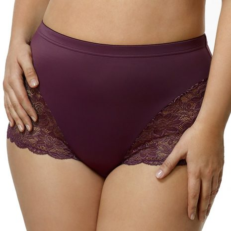 Elila Cheeky Stretch Lace Brief 3311