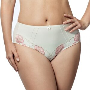 Elila Glamour Embroidery Panty 3021