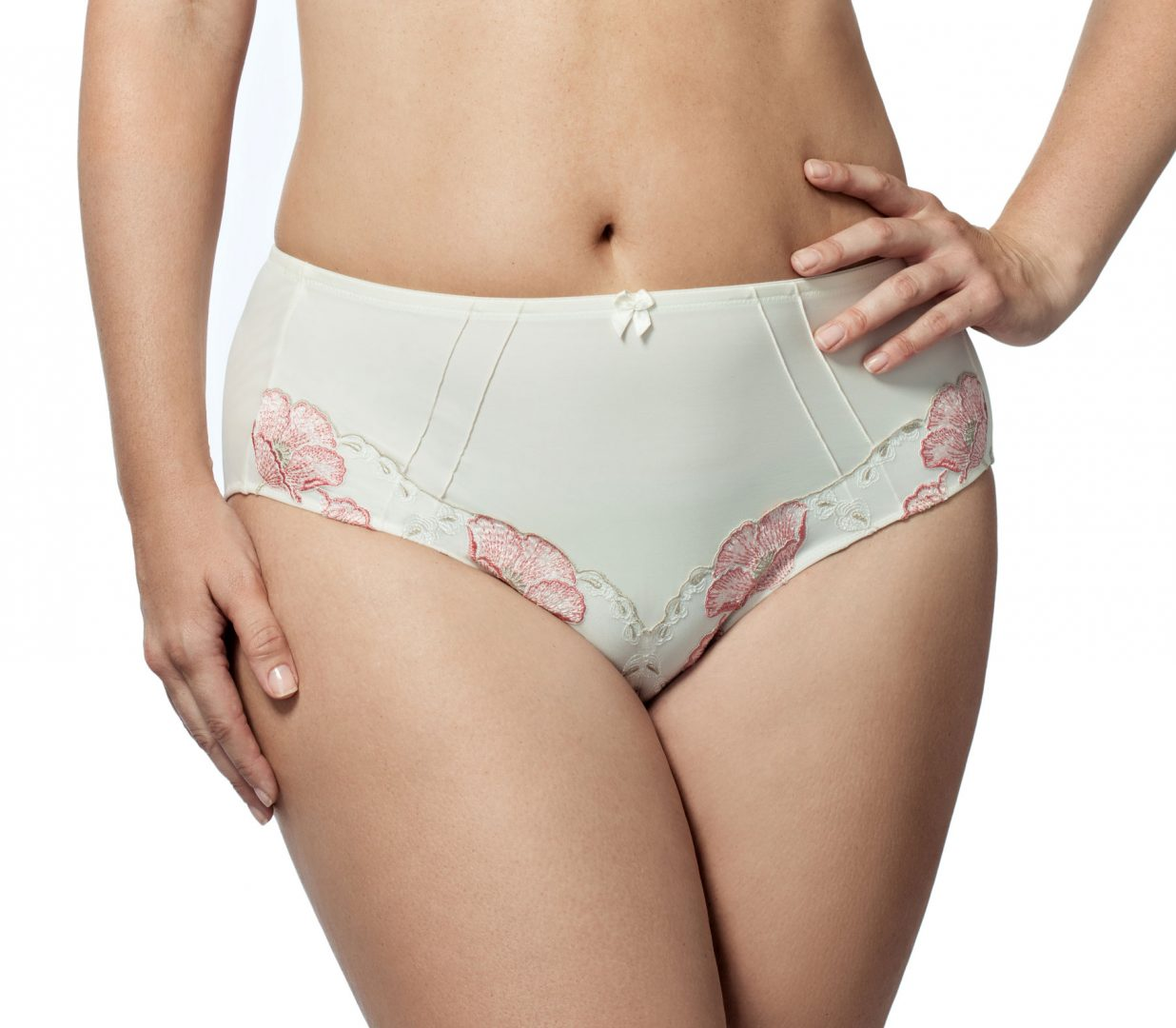 165f9f79e1 Elila Glamour Embroidery Panty 3021