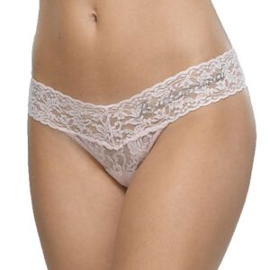 Hanky Panky Bridesmaid Original Rise Thong 481131
