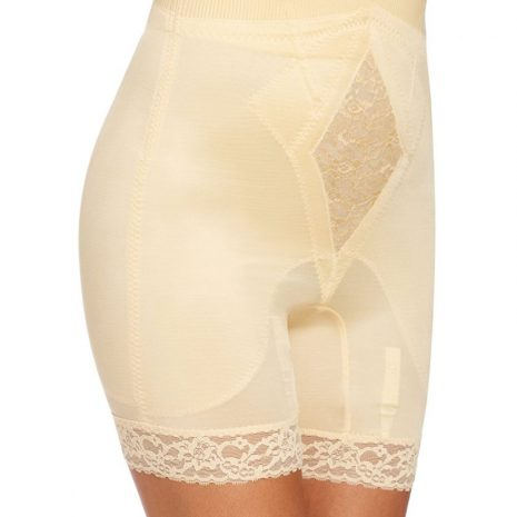 RAGO High Waist Leg Shaper 6206X