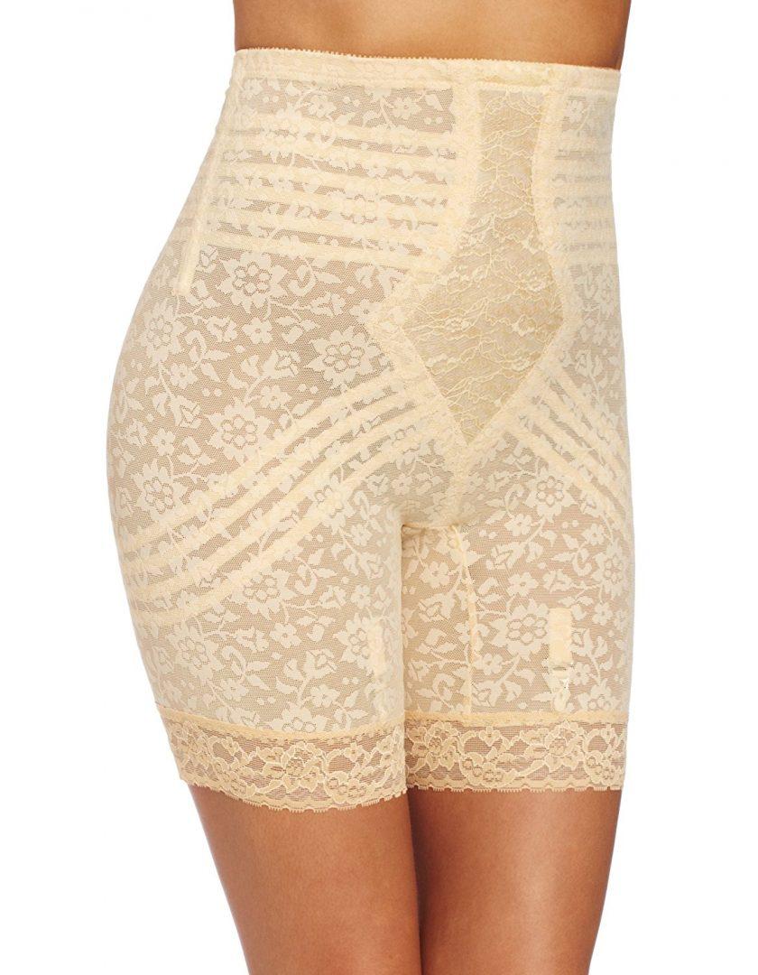 7ad93388b1 Rago High Waist Leg Shaper Style 6207X. Rago HiWaist Leg Shaper Beige 6207 B