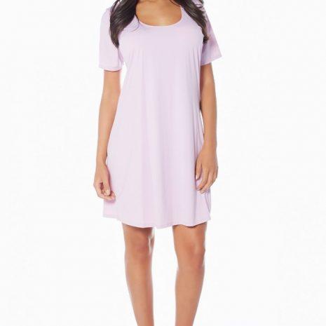 480b851bc7 Rhonda Shear Sweet Dreams Butterknit Sleep Shirt 1237