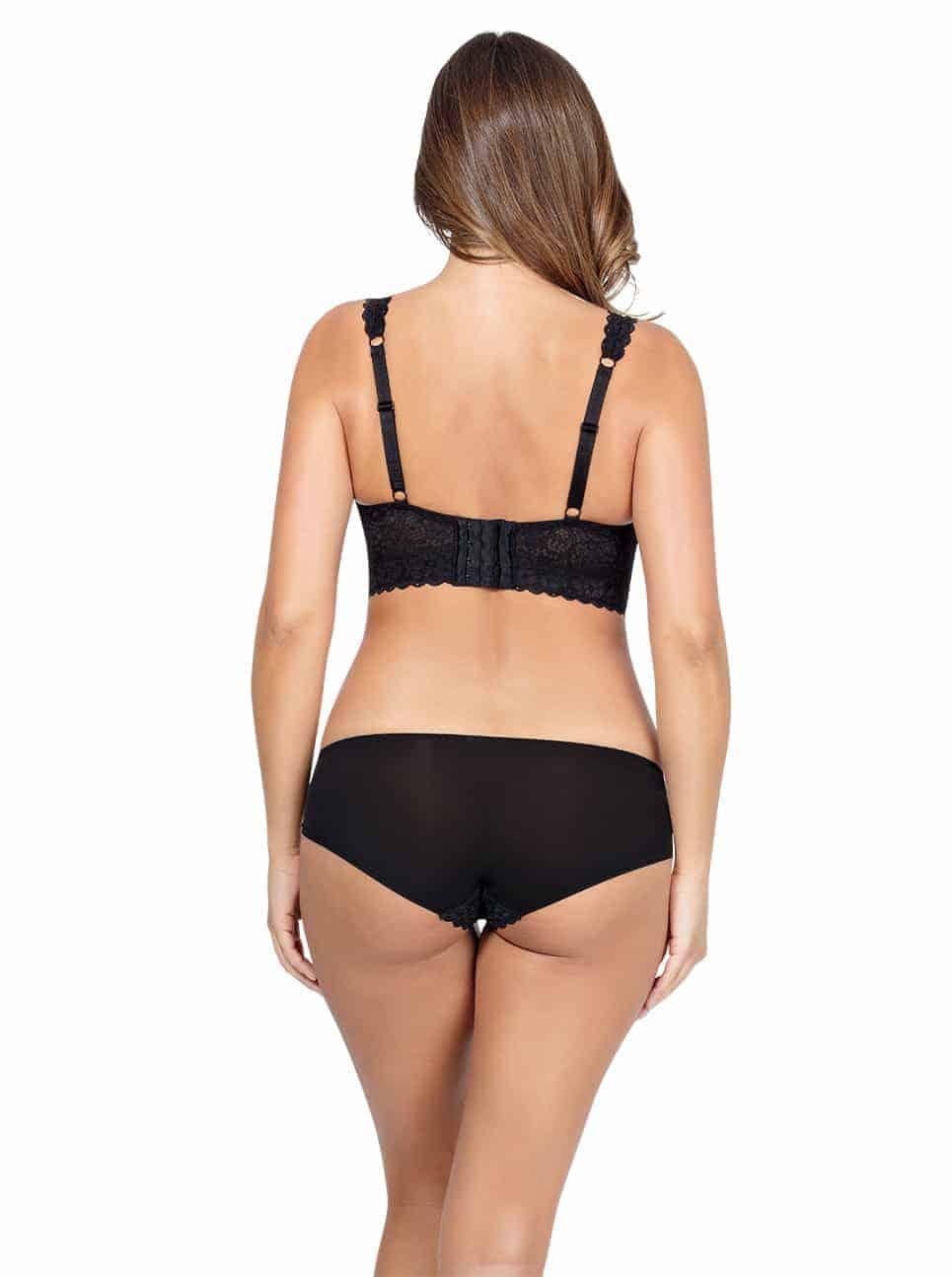 d7eb62051e PARFAIT Adriana LaceBraletteP5482 BikiniP5483 Black Full F.  PARFAIT Adriana LaceBraletteP5482 BikiniP5483 Black Full B. Parfait Adriana  ...
