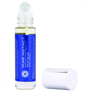 Roll-On Pheromone Unisex Perfume Oil from Pure Instinct at Belle Lacet Lingerie.