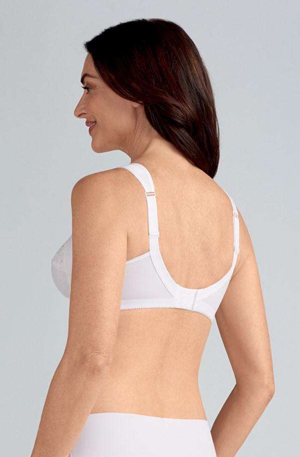 Amoena Isadora Wire-Free Soft Cup Bra 2947 at Belle Lacet Lingerie