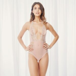 Bluebella Amelie Body in Rose Dust | 40055