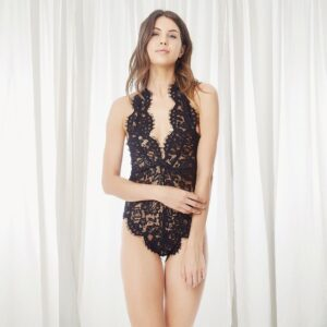 Bluebella Natalia Body in Black | 40169