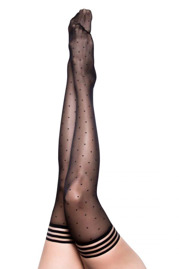 Kix'ies Ally Thigh High Stockings 1304