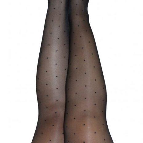 "Kixies ""Ally"" thigh high stockings."