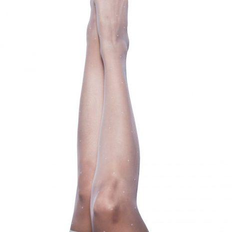 "Kixies ""Brooke LeAnne"" thigh high stockings."
