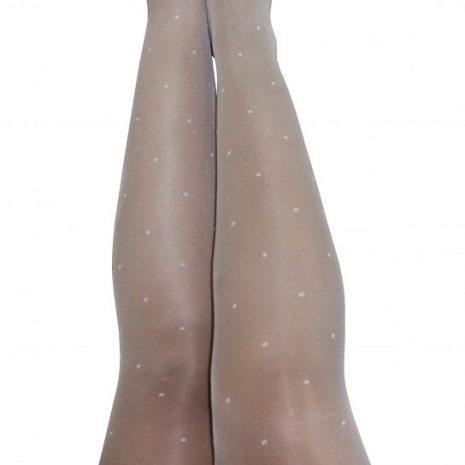 "Kixies ""Brooke LeAnne"" plus sized thigh high stockings."