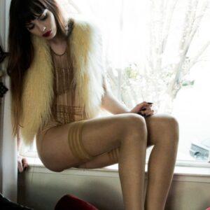 Kix'ies Jenny Thigh High Stockings