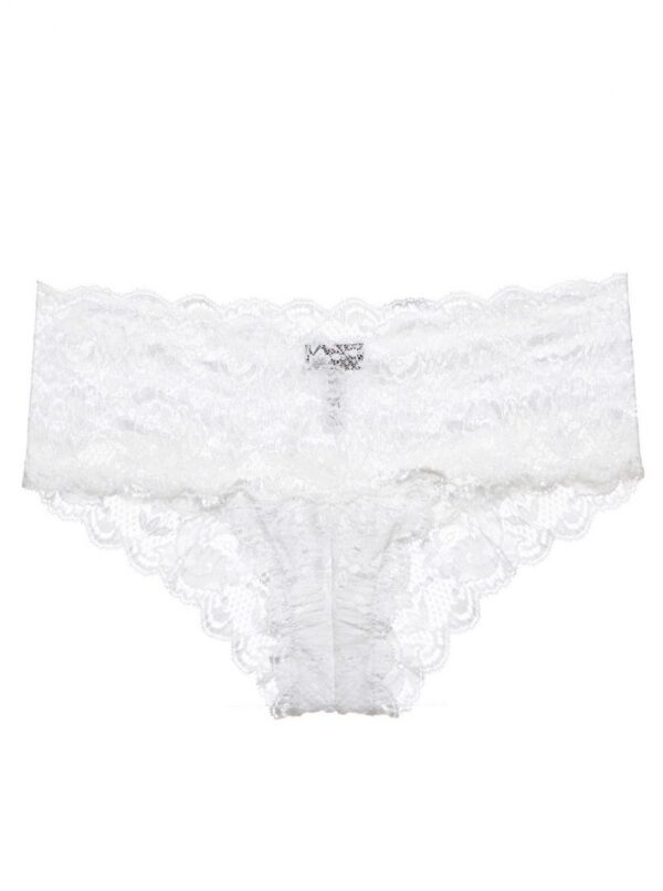 Cosabella Never Say Never Hottie Low Rise Hotpants in White