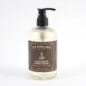 Los Poblanos Lavender Liquid Hand Soap