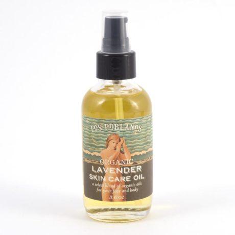 Los Poblanos Lavender Skin Care Oil, 3.6oz