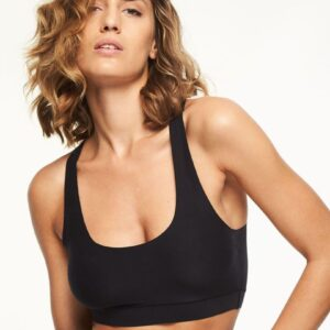 Chantelle Soft Stretch One Size Smooth Crop Top