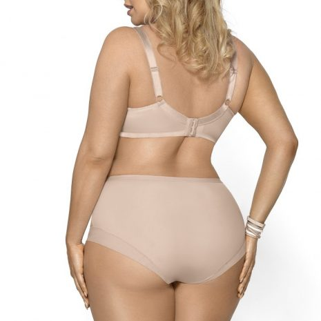 Luisse Soft Cup Underwire Bra style K441 and High Waisted Brief K442