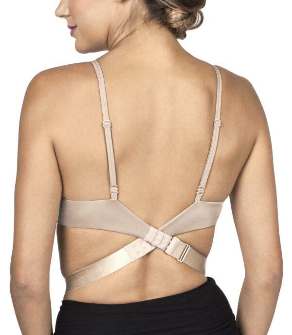 Fashion Forms Adjustable Low Back Strap 4105 back