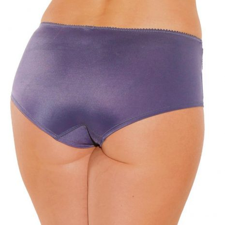 Fit Fully Yours Gloria Boy Short Panty U1044 Back
