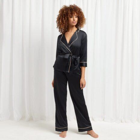 Bluebella Wren Kimono and Trouser Set 40227