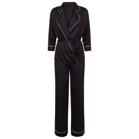 Bluebella Wren Kimono and Trouser Set 40227 at Belle Lacet Lingerie, Chandler