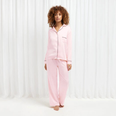 Bluebella Abigail Shirt and Trouser Set 31598
