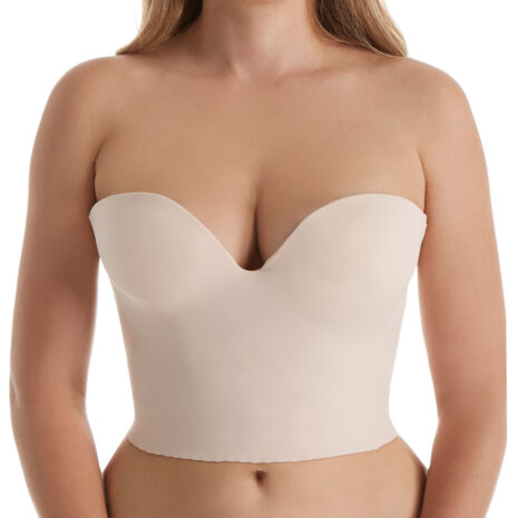 Carnival Invisible Low Plunge Longline Bra 206