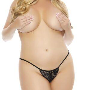 Popsi Lace String Bikini Panty 506