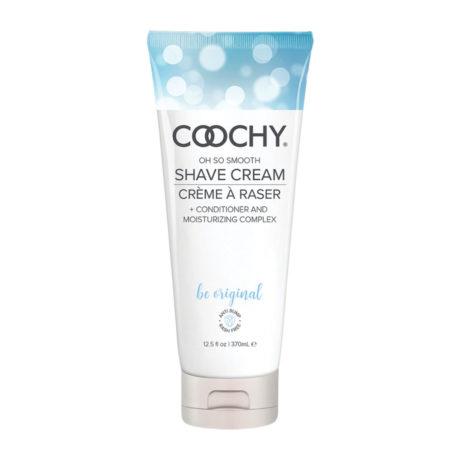 Coochy Shave Cream 12.5oz (Original) at Belle Lacet Lingerie in Chandler-Phoenix.