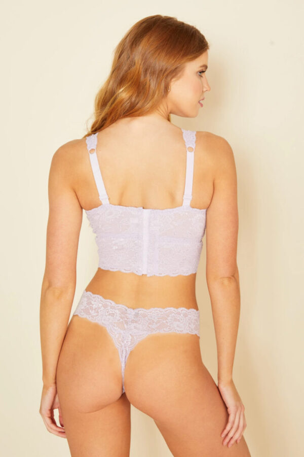 Cosabella Never Say Never Low Rise Thong at Belle Lacet Lingeri