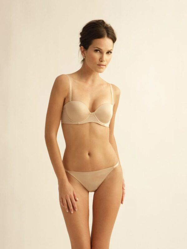 The Little Bra Company Sascha Smooth Strapless Bra F001S at Belle Lacet Lingerie