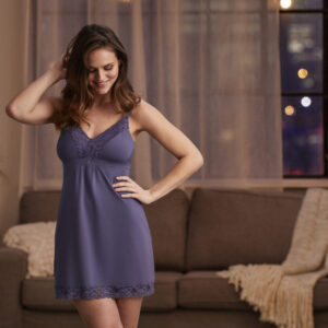 Montelle Chemise with Bust Support 9394 at Belle Lacet Lingerie