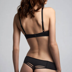 Back view of Marlies Dekkers Dame De Paris Balcony Bra 15420 at Belle Lacet Lingerie