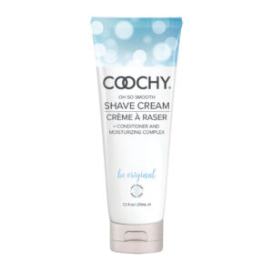 Coochy Shave Cream 7.2oz - Be Original at Belle Lacet Lingerie